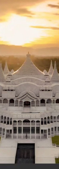 Ekam - A Sacred Power Center in India