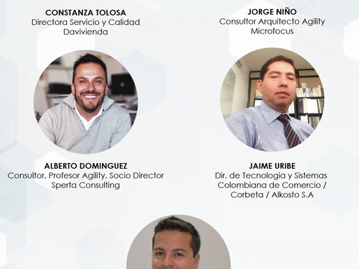 Primera Plenaria CIO's Colombia