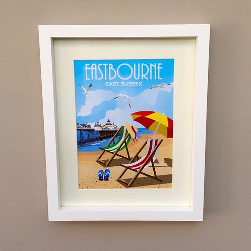 Framed Eastbourne Prints