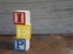 Individual Education Plan (IEP) vertical