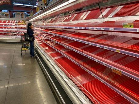 Food Shortages Here… Prepare While You Can