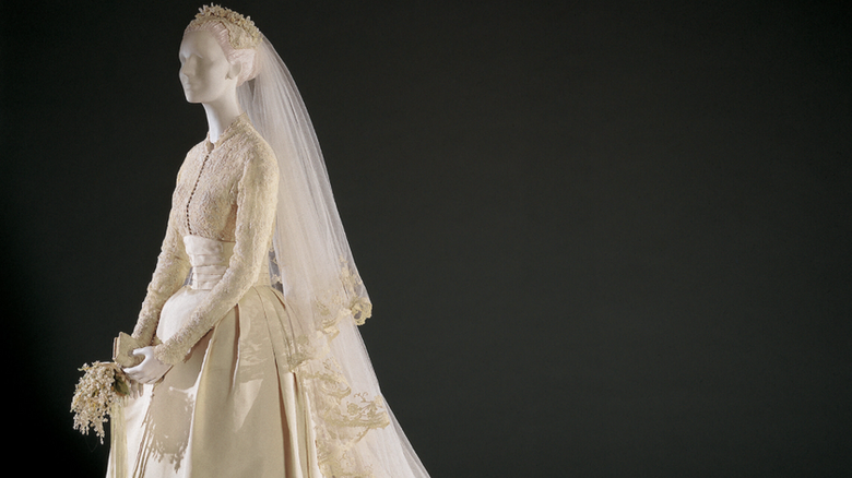 Grace Kelly's Bridal Gown —And The Timeless Details That Made It An Icon