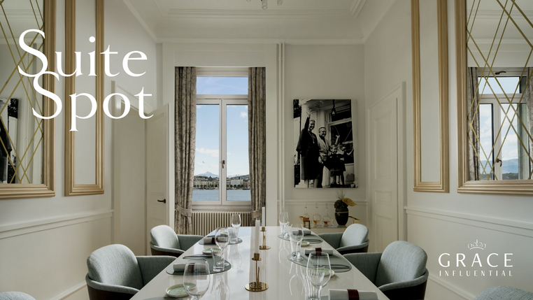 Suite Spot: Grace Kelly Suites Around the World