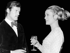 Famous Friendships: Sir Roger Moore & Grace Kelly