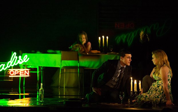 Set Design for the Broadway revival of The Glass Menagerie