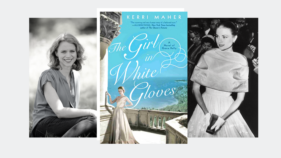 """""""The Girl in the White Gloves"""" by Kerri Maher"""