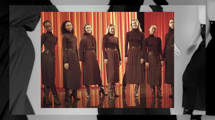 """Hermès' Fall '21 """"Triptych"""" Show Broke New Ground"""