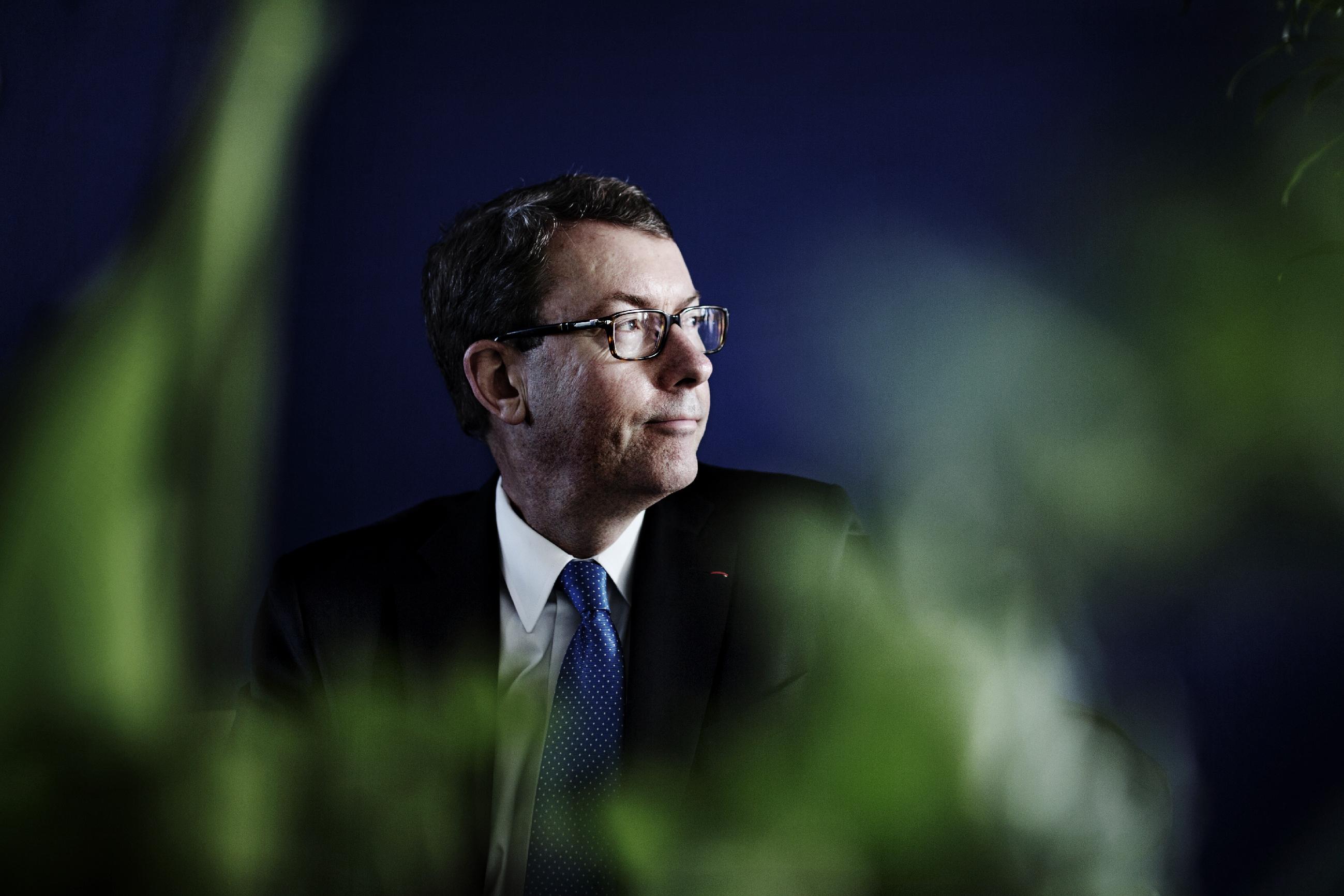 Lars Renström, fd VD Alfa Laval