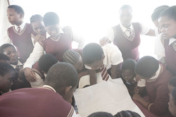 Bonga High School, Sydafrika