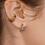 Thumbnail: Ciara Ear Cuffs
