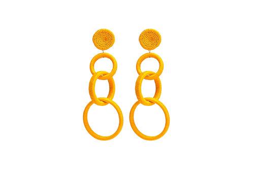 Mini Padau Werregue Earrings