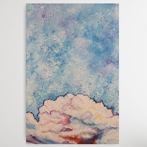 'Blue Sky' Fine Art Print