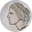 Thumbnail: 'The Head of Venus' Decorative Fine Art Oil Painting by D. Mansfield