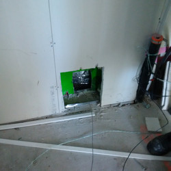 2016-05-06 Hole In Shaft Wall