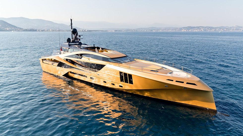 Monaco Grand Prix | Gold Superyacht