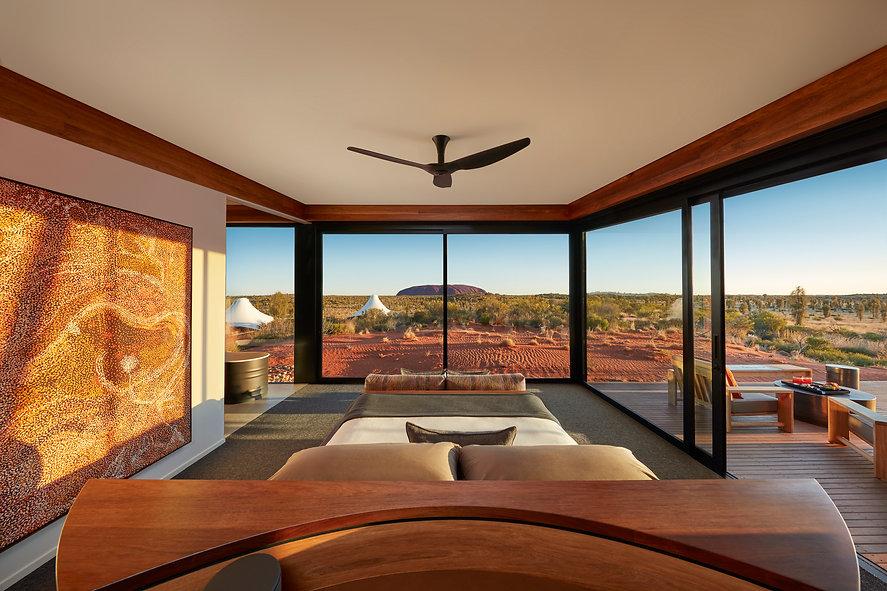 Longitude 131   Dune Pavillion   Uluru   Luxury Australian Lodge