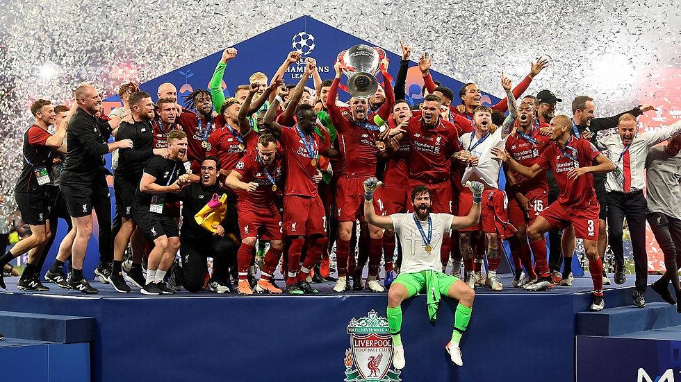 Champions League Final | Europe
