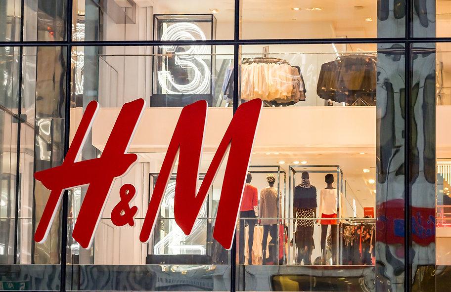 HM Store   E-Commerce Website   Australia