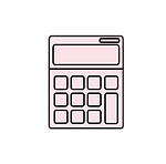 Account Management Calculator Icon
