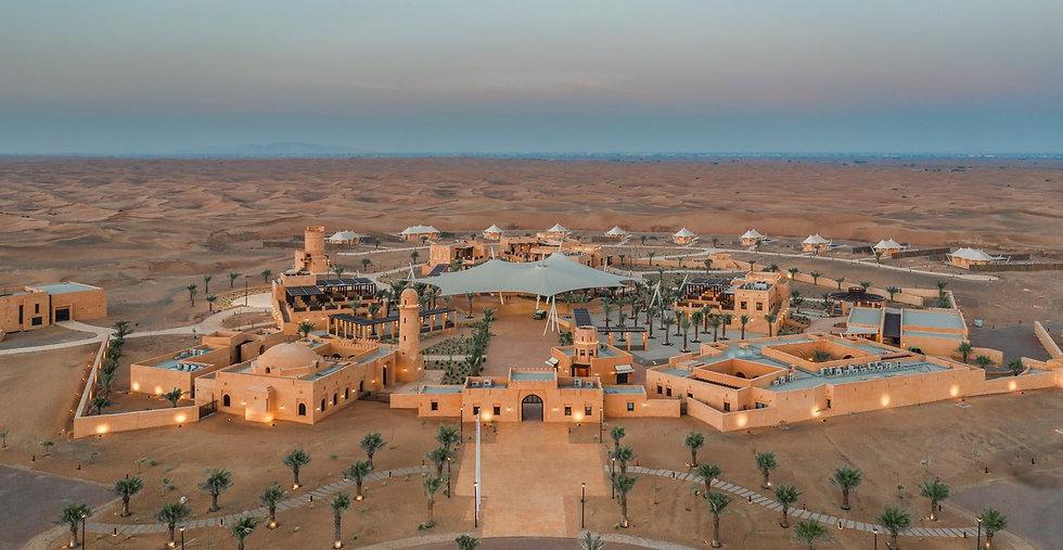 Mysk Al Badayer Retreat | Travel Blog | Sharjah Desert