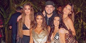 Kim Kardashian | Tahiti Holiday | 40th Birthday