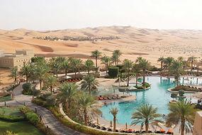 Qasr Al Sarab | Abu Dhabi | Luxury Resort