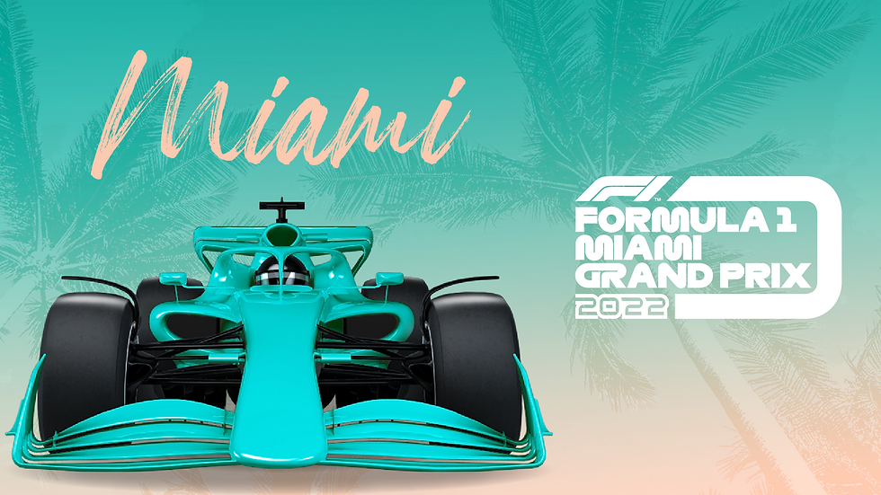 Miami Grand Prix 2022 | Formula One | VIP Packages