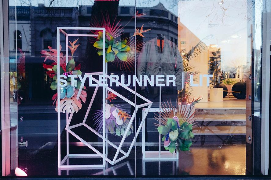 Style Runner   Store Opening   Australia