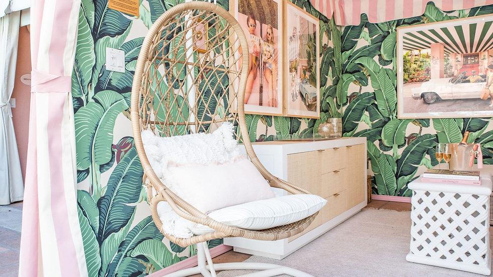 Beverly Hills Hotel | Cabana | Poolside | Blog Post