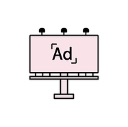 Advertising Services Billboard Icon