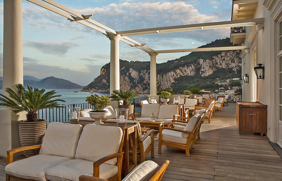 J.K. Place Capri | Italy | Luxury Hotel