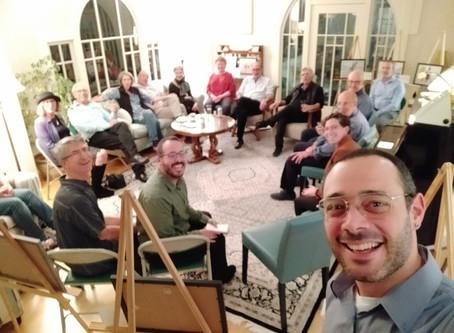 Notes from Dror Israel Meeting @ Berkeley CA