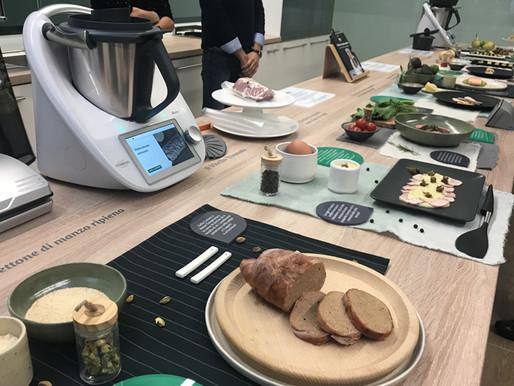 Alta gastronomia in poco spazio con l'innovativo Bimby TM6