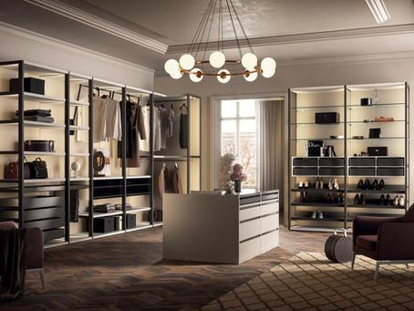 La cabina armadio perfetta: 3 consigli per organizzare un angolo da sogno nella nostra casa