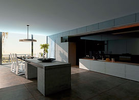pavimento in resina per cucine