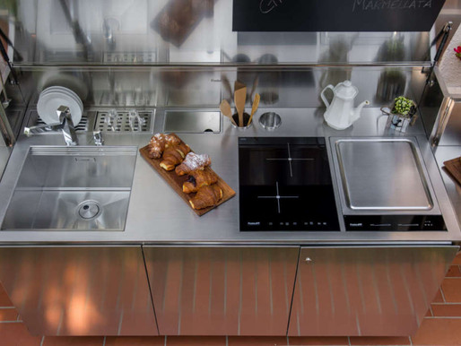 FOSTER presenta i suoi prodotti cucinare Outdoor dove e quando vuoi