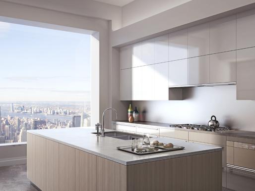 ARAN CUCINE per 273 appartamenti a New York City