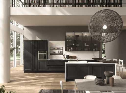Ylenia, la nuova cucina firmata Aran Cucine