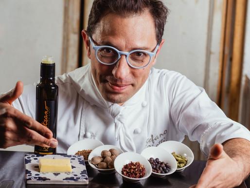 Coronavirus, lo chef stellato Ciotti: «Puntando sulle eccellenze locali ce la faremo».
