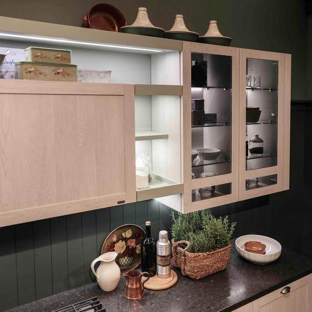 Cucina classica Snaidero Hera 2 Milano 6