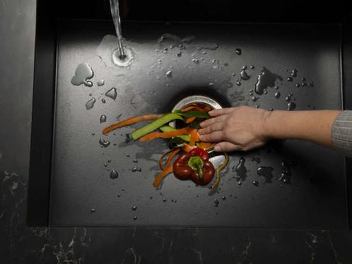 La cucina senza odori anche in estate