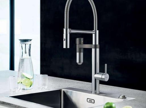 Acqua sana 100% sostenibile con Franke e Vital Capsule
