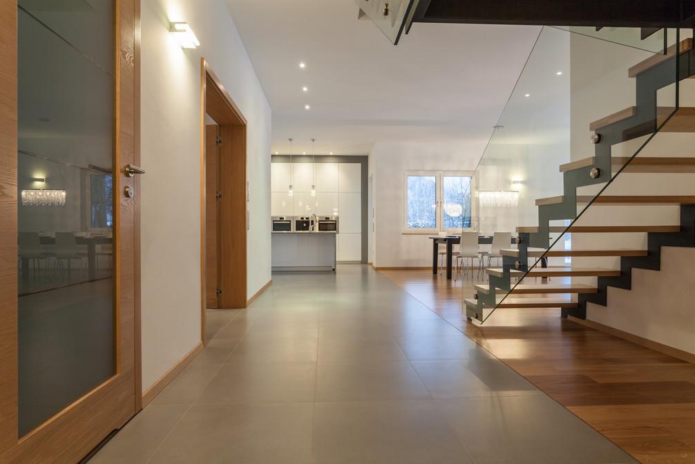 Designers interior - Kitchen, living roo
