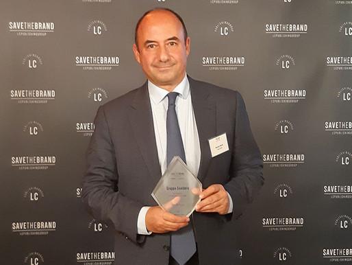 A Snaidero Cucine il Save The Brand Award