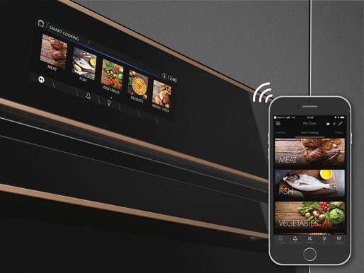 Nuovi display VIVO screen per i forni SMEG