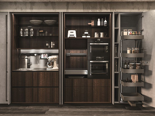 Cucine flessibili e user friendly