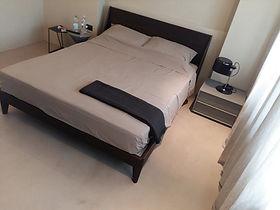 pavimento in resina per camere da letto
