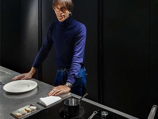 In cucina con Samsung e Davide Oldani