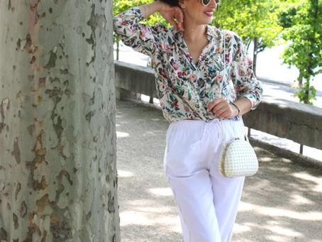 LOOK LCC | Fin de l'été en pantalon.