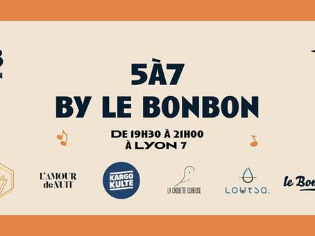 LCC x LE BONBON  | Soirée Suze en boutique !